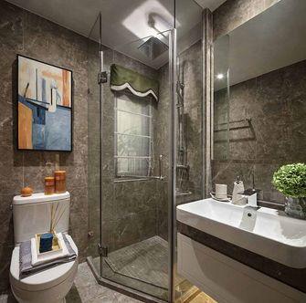 100平米三室一厅混搭风格卫生间装修图片大全