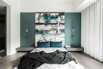 90平米三室一厅北欧风格卧室装修效果图