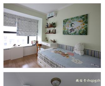 15-20万140平米四室一厅田园风格儿童房图片大全