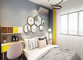 30平米小户型现代简约风格卧室图片