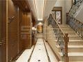 豪华型140平米别墅中式风格楼梯图片大全
