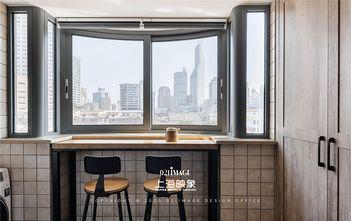 60平米一室两厅日式风格阳台装修案例