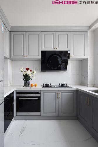 英伦风格厨房装修图片大全