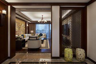 140平米三室两厅中式风格客厅设计图