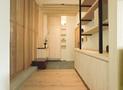 120平米四室两厅日式风格玄关装修图片大全