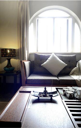 90平米三室一厅东南亚风格客厅图片