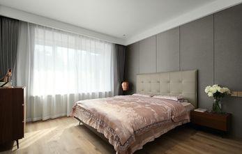 130平米三室两厅现代简约风格卧室图片大全