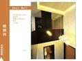 富裕型40平米小户型现代简约风格楼梯装修案例
