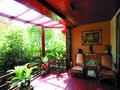 15-20万130平米四室一厅东南亚风格阳台装修效果图