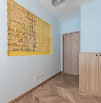 90平米三室两厅日式风格玄关欣赏图