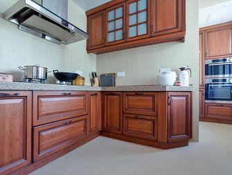 120平米复式美式风格厨房设计图