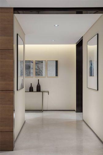 140平米一室一厅中式风格阳台图