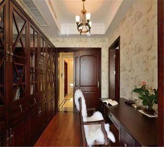 140平米四美式风格储藏室装修效果图
