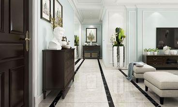 120平米三美式风格走廊效果图