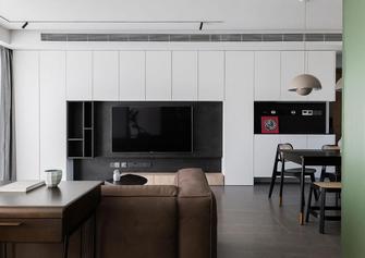 120平米新古典风格客厅装修效果图