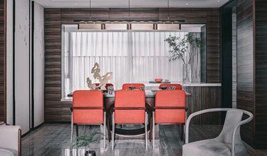 140平米四室两厅新古典风格餐厅欣赏图