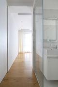 豪华型110平米三室两厅日式风格走廊效果图