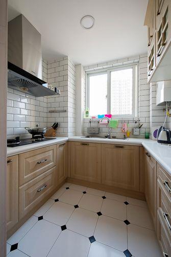 30平米小户型地中海风格厨房装修案例