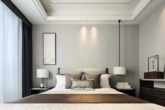 130平米四中式风格卧室装修案例