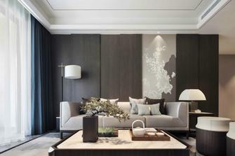 120平米四室两厅中式风格客厅装修效果图