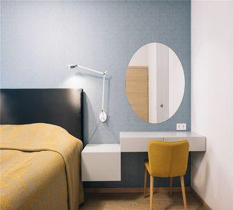 110平米一室两厅北欧风格卧室装修图片大全