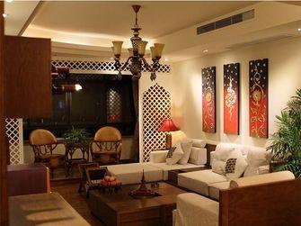 10-15万30平米以下超小户型东南亚风格客厅设计图