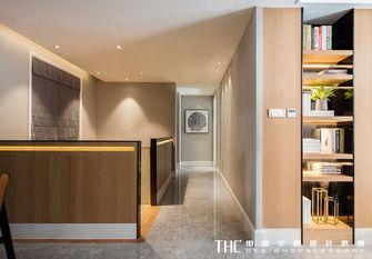 140平米复式现代简约风格楼梯间图