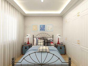 80平米地中海风格儿童房装修案例