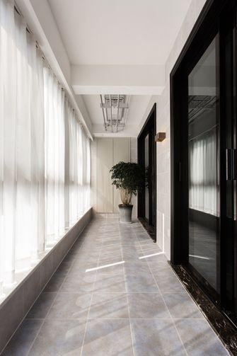 140平米三室两厅其他风格阳光房设计图