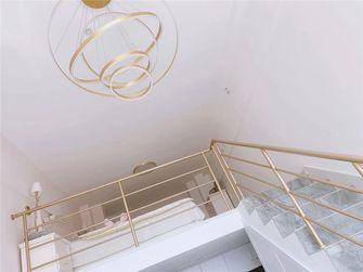 60平米一室一厅现代简约风格楼梯间装修案例