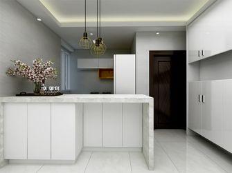 90平米四室一厅现代简约风格餐厅设计图