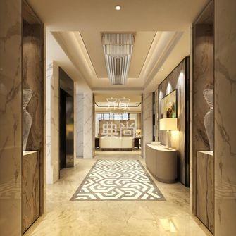 140平米四室一厅中式风格走廊图