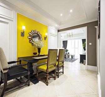 90平米一室两厅混搭风格餐厅设计图