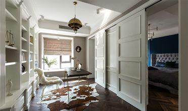 120平米三室两厅其他风格衣帽间设计图