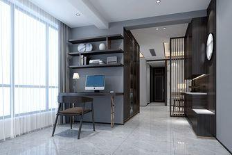 110平米三室两厅混搭风格玄关装修效果图