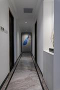 140平米三室两厅新古典风格玄关设计图