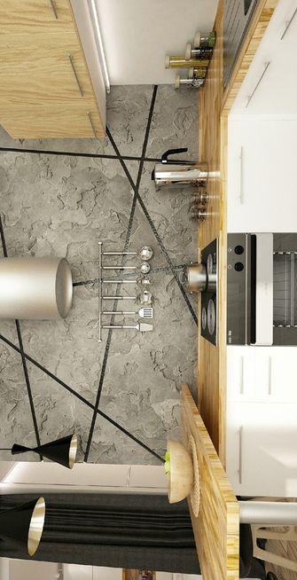 70平米一室两厅其他风格厨房图片