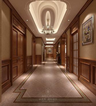 140平米别墅英伦风格走廊图片大全