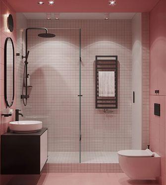 40平米小户型宜家风格卫生间设计图