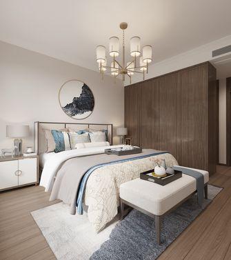 110平米四室两厅新古典风格卧室设计图