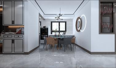 120平米三室一厅其他风格餐厅图片