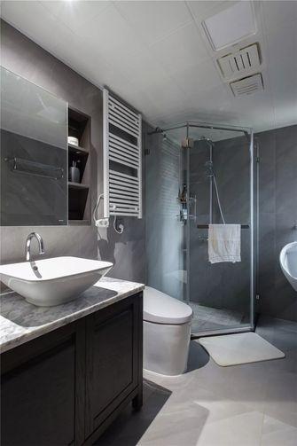 140平米四室一厅中式风格卫生间设计图