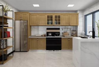 140平米中式风格厨房效果图