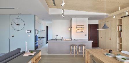 140平米北欧风格厨房效果图