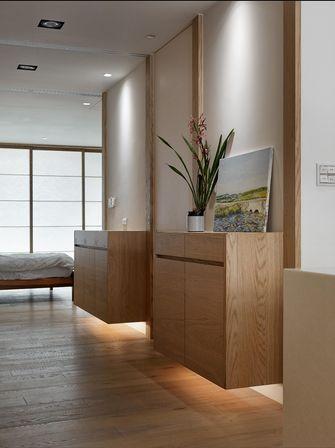 100平米三室两厅日式风格玄关图片大全