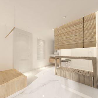 120平米一室两厅日式风格走廊欣赏图