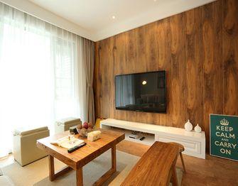 15-20万130平米三室一厅宜家风格客厅图
