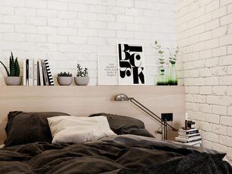40平米小户型现代简约风格卧室装修图片大全