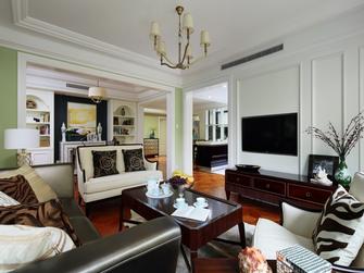 15-20万140平米美式风格客厅图片