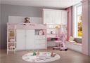 30平米以下超小户型美式风格儿童房装修案例